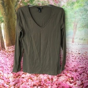 Tops long sleeve size M